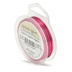 artistic wire 24 gauge - magenta