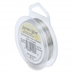 artistic wire 28 gauge - stainless steel