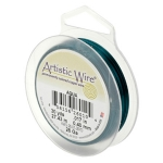 artistic wire 22 gauge 0.64 mm - aqua