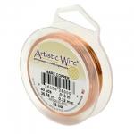 artistic wire 18 gauge - bare copper
