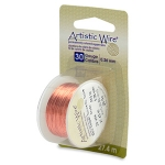 artistic wire 30 gauge - bare copper