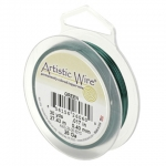 artistic wire 20 gauge - green