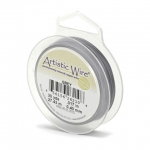 artistic wire 26 gauge - gray