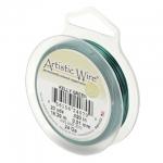 artistic wire 18 gauge - kelly green