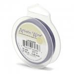 artistic wire 26 gauge - lavender