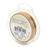 artistic wire 26 gauge - natural