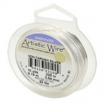 artistic wire 20 gauge - non tarnish silver