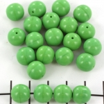 basiskraal rond 10 mm - groen