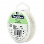 beadalon crinkle wire - stainless steel