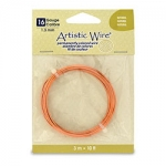 artistic wire 16 gauge - natural