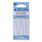beadalon collapsible eye needle - medium 6.4 cm
