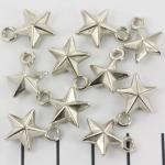 kleine ster - zilver