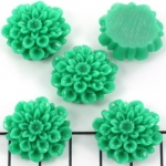 bloem chrysant 21 mm - emerald