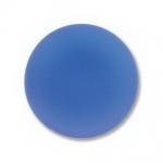 Lunasoft cabochon 18 mm rond - blueberry