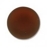 Lunasoft cabochon 18 mm rond - copper