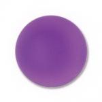 Lunasoft cabochon 18 mm rond - grape