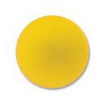 Lunasoft cabochon 18 mm round - lemon
