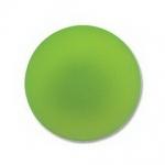 Lunasoft cabochon 18 mm rond - lime