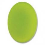 Lunasoft cabochon oval 25 mm - limon