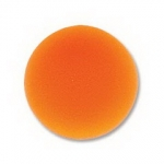 Lunasoft cabochon 18 mm rond - mango