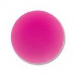 Lunasoft cabochon 18 mm round - raspberry