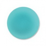 Lunasoft cabochon 18 mm rond - spearmint