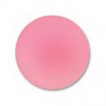 Lunasoft cabochon 18 mm rond - watermeloen