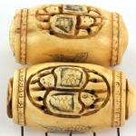 bot cilinder met schildpad tekening  - 54 mm