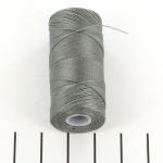 c-lon micro bead cord 0.3 mm - gunmetal