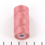 c-lon micro bead cord 0.3 mm - rose