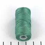 c-lon micro bead cord 0.3 mm - sage