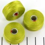 c-lon thread D - chartreuse