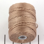 c-lon bead cord tex 400 0.9mm - blush