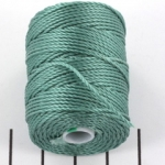 c-lon bead cord tex 400 0.9mm - sage