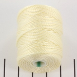 c-lon bead cord tex 400 0.9mm - vanilla