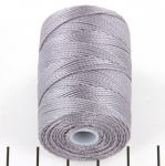 c-lon bead cord 0.5mm - lavender