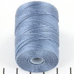 c-lon bead cord 0.5mm - light Blue