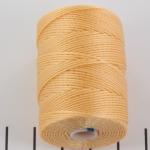 c-lon bead cord 0.5mm - abrikoos