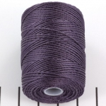 c-lon bead cord 0.5mm - french lilac