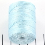 c-lon bead cord 0.5mm - sky blue