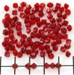 konisch 4 mm - red
