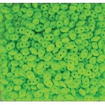 superduo 2.5 x 5 mm - neon lime