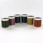 miyuki beading thread B - basic colours dark
