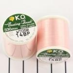 KO thread - soft pink