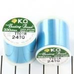KO thread - turquoise