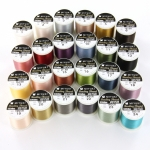 miyuki beading thread B - all colours
