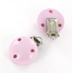 dummy clip - pink