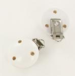 dummy clip - white