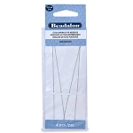 beadalon collapsible eye needle - fine 12.7 cm