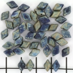 gemduo - matte cobalt rembrandt
